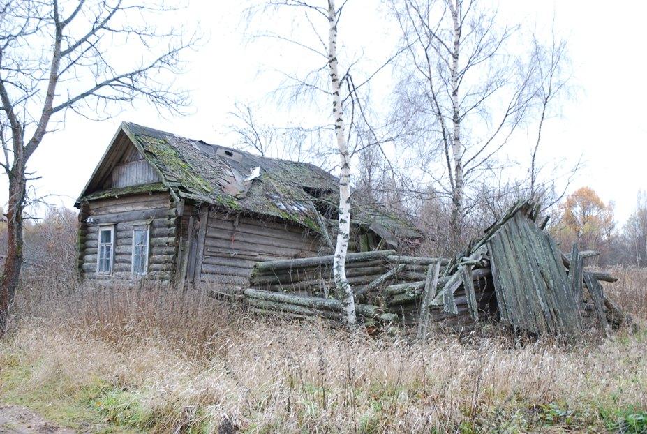 Как оформить заброшенный дом в деревне менее Хилвар